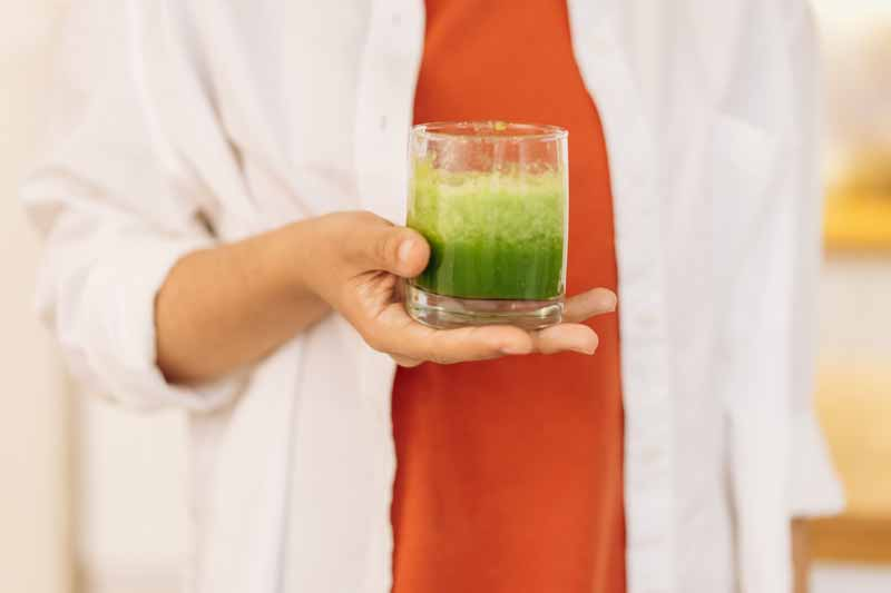 Smoothie Forma facil de introducir frutas y verduras en la dieta